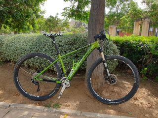 Bicicleta de montaña 29er