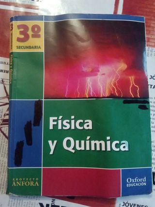Física y Química 3° Secundaria