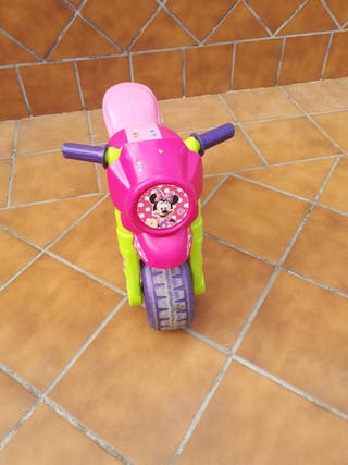 Correpasillos Minnie Moto Feber
