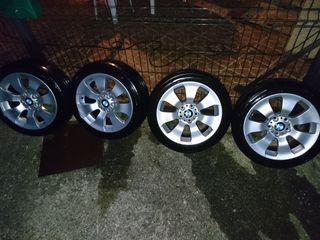 JUEGO de 4 llantas BMW styling 158 (17 pulgadas)