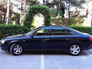 Despiece de Audi a6 del 2000