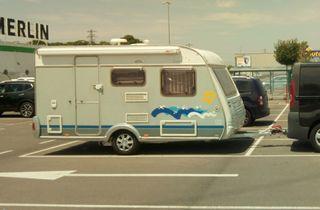 Caravana Sun Roller Queen 380T 750kg