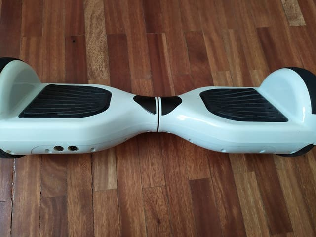 Hoverboard. Patinete electrico