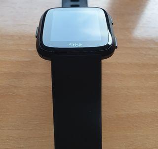 Fitbit Versa correa negra NFC