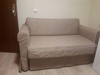 Sofa Hagalund y colchón