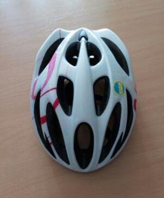 casco unisex bicicleta