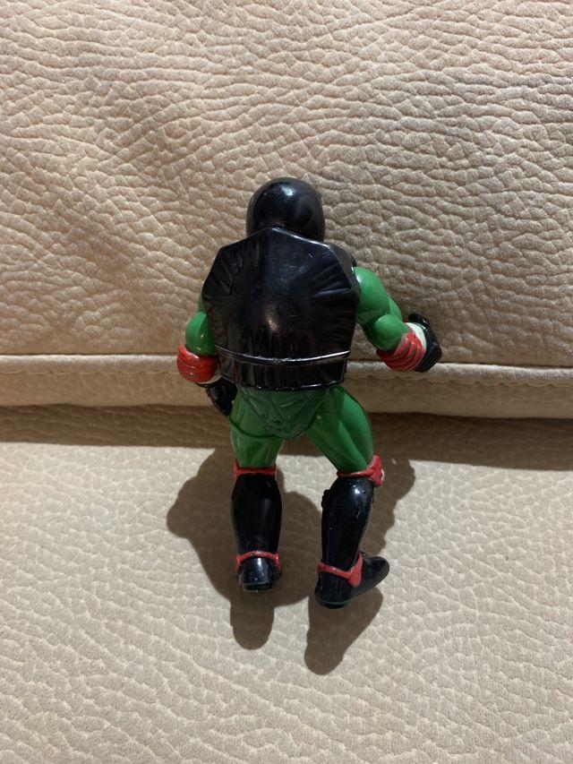 Figura Tortuga ninja Raphael motero 1997