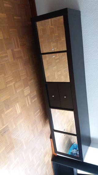 mueble estanteria kallax