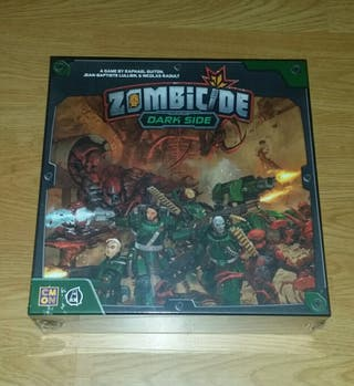 Zombicide Invader _ Dark Side
