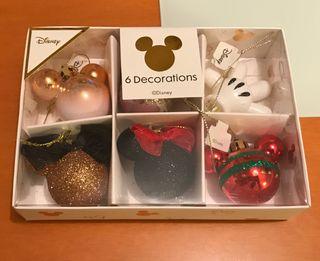 Bolas de Navidad Disney - Mickey Mouse