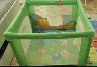 parque infantil chicco con colchon