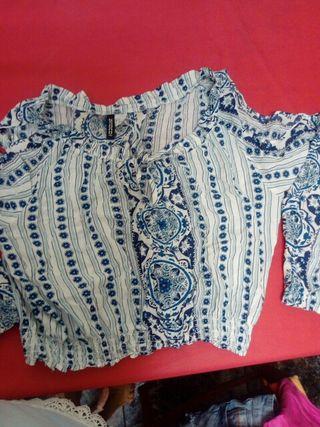 Preciosa blusa