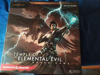 D&D Temple of Elemental Evil Tradumaquetado Juego