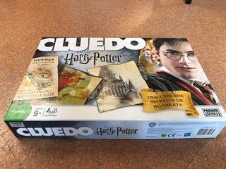 Juego de mesa Cluedo Harry Potter
