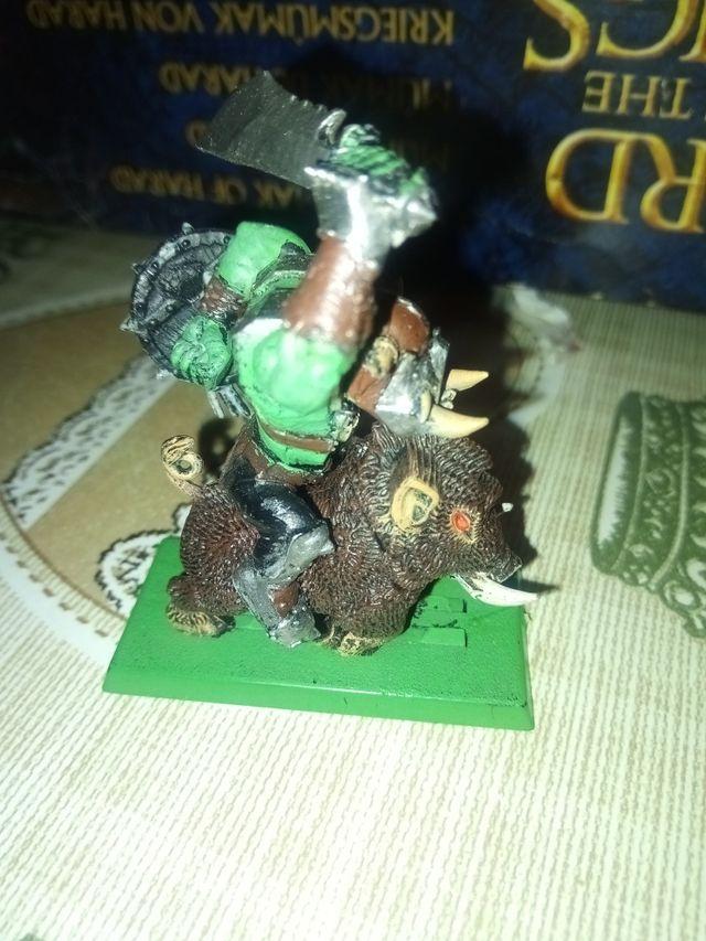Warhammer kaudillo orco