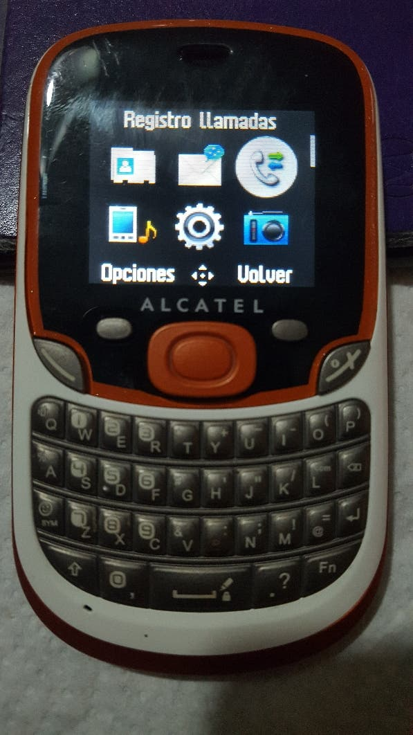 Movil Alcatel One Touch 355 Bod Esponja