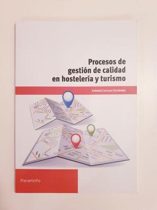 Procesos gestión de calidad hostelería y turismo