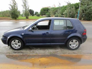 Volkswagen Golf 1.6 HIGHLINE AUTOMATICO
