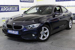 BMW Serie 4 Coupé 420 d AUT
