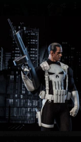 Figura Marvel The punisher