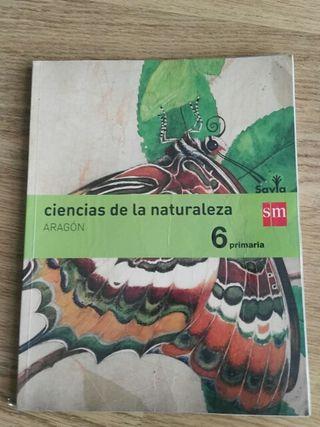 ciencias de la naturaleza Aragón SM