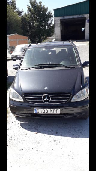 Mercedes-Benz Fun Viano Fun Westfalia 2005