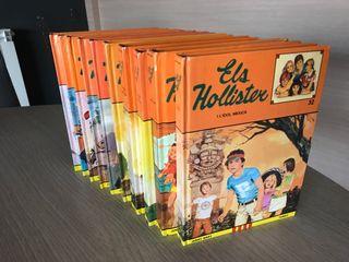 Col.lecció llibres Els Hollister