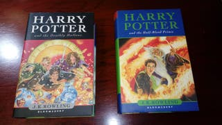 Harry Pottser and the Deatbly Hallows y and the ha