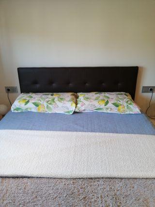 cabezal cama