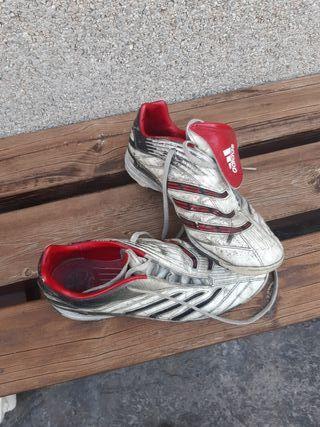 Botas futbol 7 multitaco Adidas