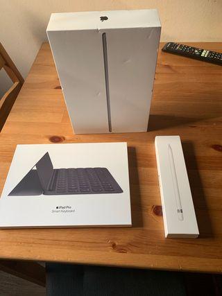 IPAD AIR 3(20129)64GB+SMART KEYBOARD+APPLE PENCIL