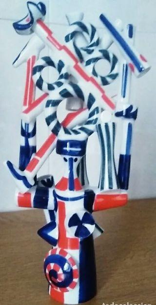 Réplica, figura decorativa de Sargadelos
