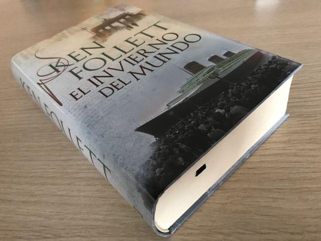 """Novela """"El invierno del mundo"""""""