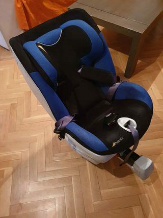 silla coche iso-fix reversible