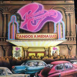 Disco de vinilo lp Pequeña Compañía Tangos....