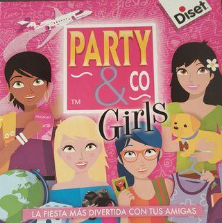 Juego de mesa PARTY & CO GIRLS (Diset)