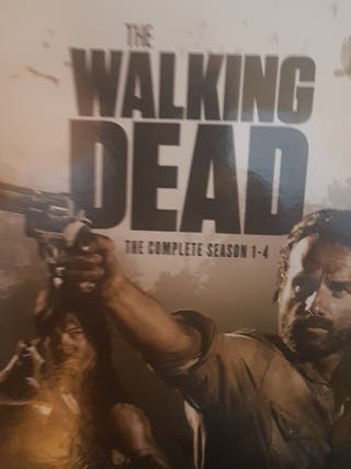 the walking dead seasons 1-8
