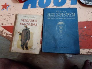libros antiguos