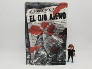 3x2 EL OJO AJENO. Alfonso Rojo. Libro