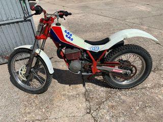 GAS GAS 327 trial de 1988