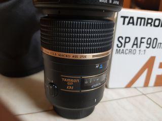 Objetivo TAMRON SP AF 90mm f2.8 (Nikon)