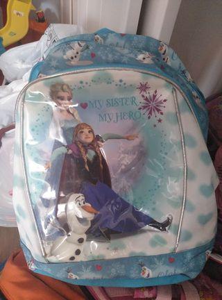 mochila Elsa y Ana