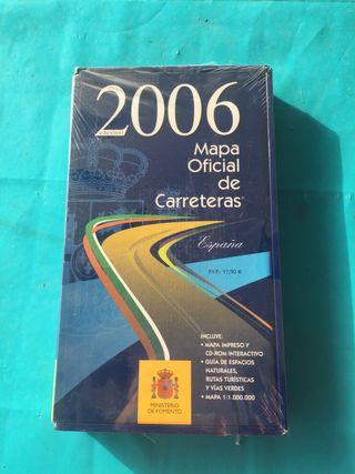 Mapa oficial de carreteras 2006
