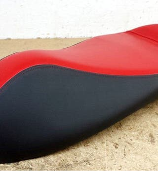 Tapizado Asientos Moto Piel sintética