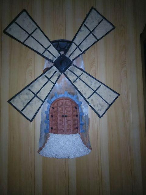 tejas hechas decoracion