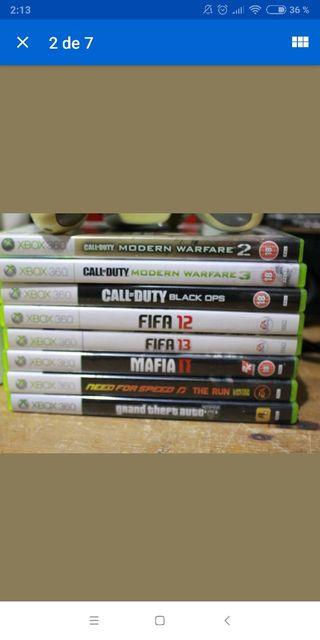 Ocasion consola y videojuegos