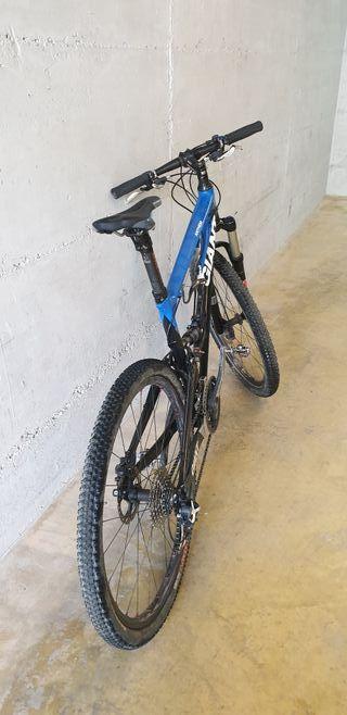 Giant athem advance carbono ruedas 26 doble btt