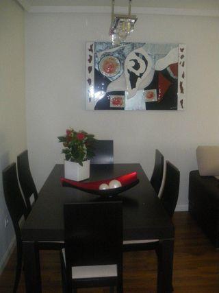 Mesa de Comedor + 6 sillas + regalo de lámpara