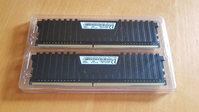 Memoria RAM 16GB (2x8GB)