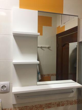 Espejo de baño de ikea 60x77
